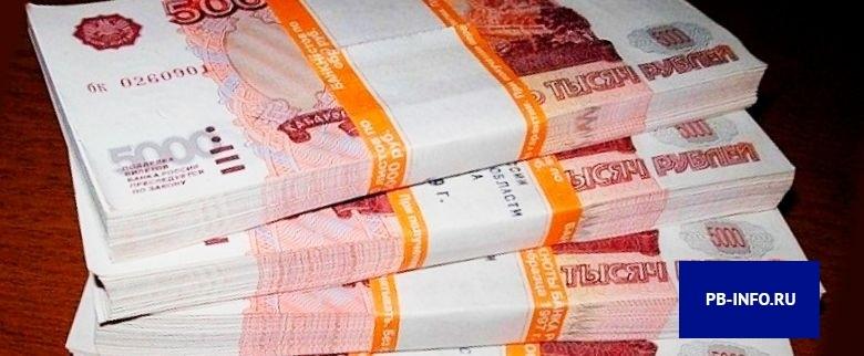 Кредит наличными в Почта Банке, купюры 5000 рублей