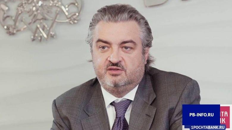 Руденко Дмитрий Васильевич – президент-председатель правления банка